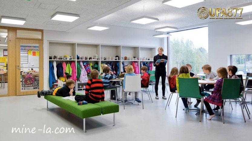 มุมมองระบบการศึกษาของประเทศฟินแลนด์