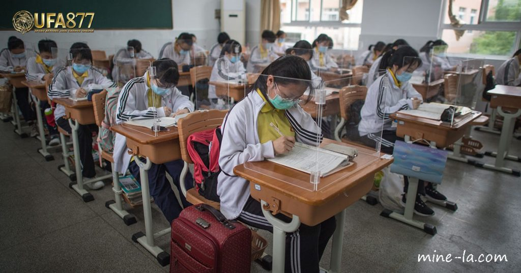 เด็กไทย เรียนหนักที่สุดในโลก