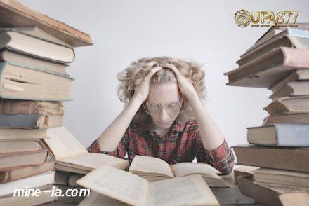 ลดความกดดันจากการเรียน